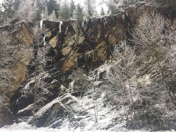 Drytooling Klettergarten