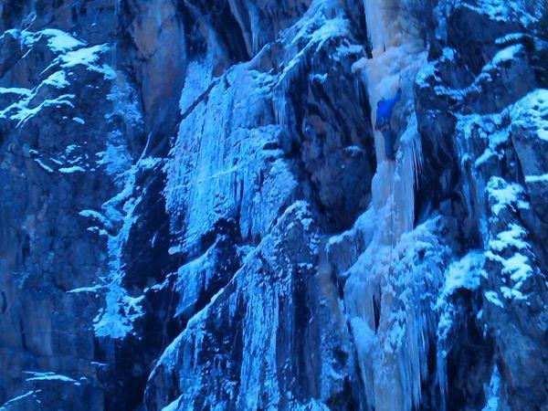 Klettergarten Oberried - Eispark