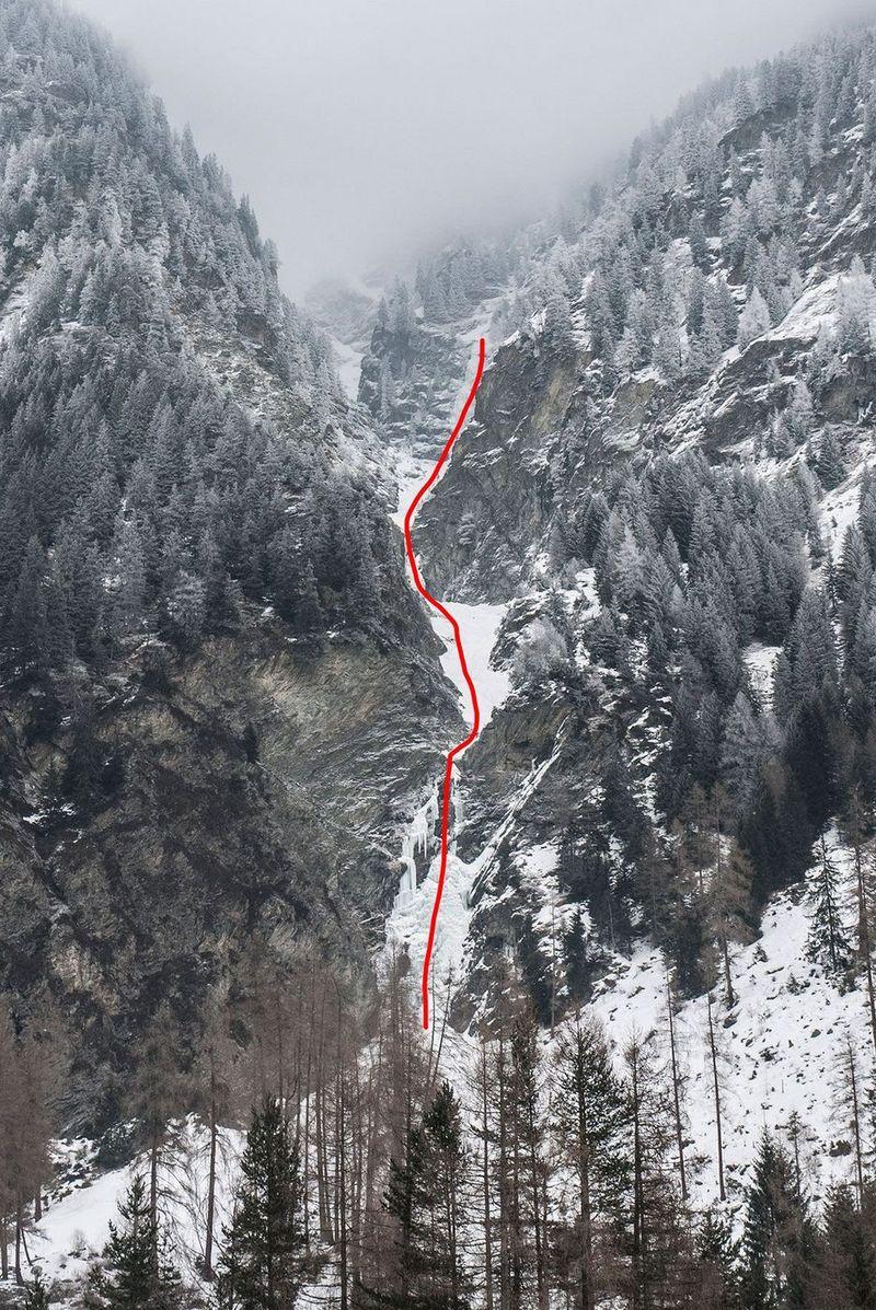 Topographie Waldesruh Ralley - Bichlfall anzeigen